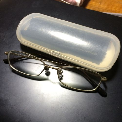 jin'sのメガネ